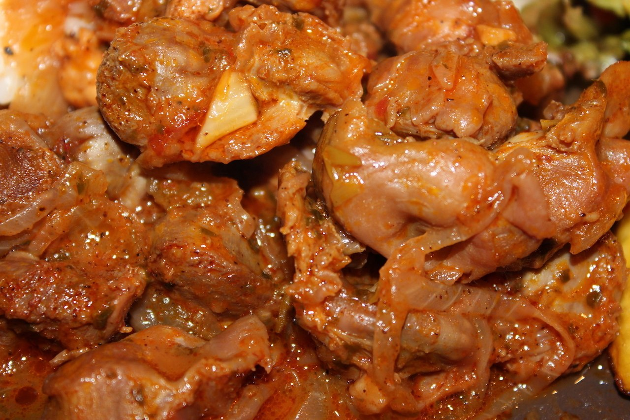 Braised chicken gizzards recipe a treat for adventurous palates braised chicken gizzards recipe a treat for adventurous palates life bites ccuart Choice Image